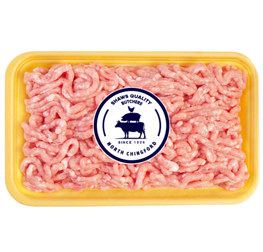 Free Range English Minced Pork