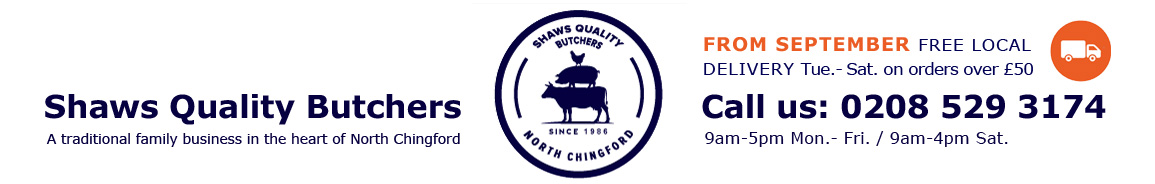 Shaws Quality Butchers