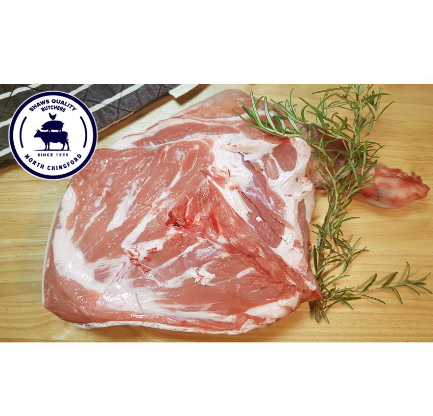 Fresh English Shoulder of Lamb