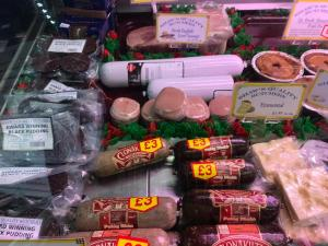 Shaws-Butcher-Chingford-sausage